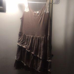 Anthropologie dress/tank/nightie